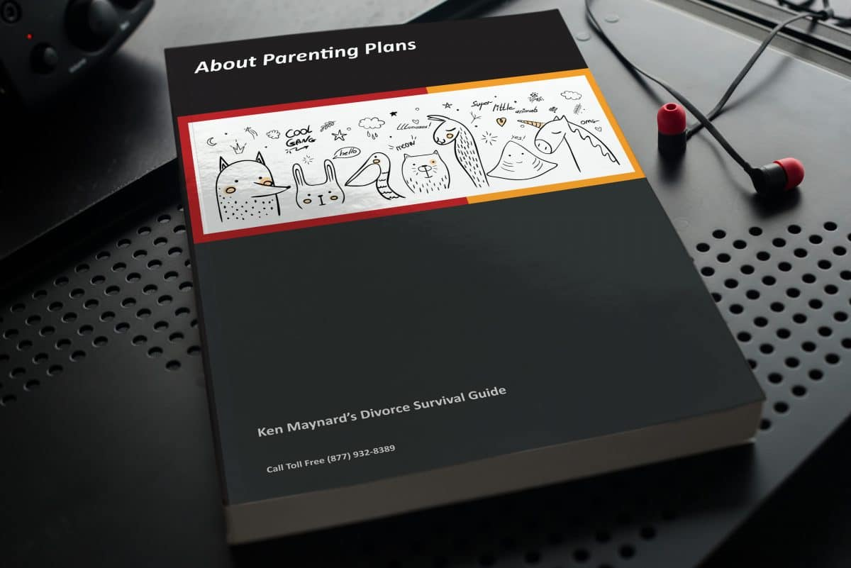 Family Harbour Parenting Plan