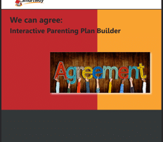 Parenting Plan Builder