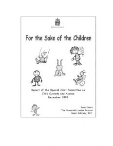 Family Law in Ontario for-the-sake-of-the-children